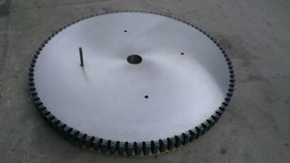 陶粒砖专用组合锯片